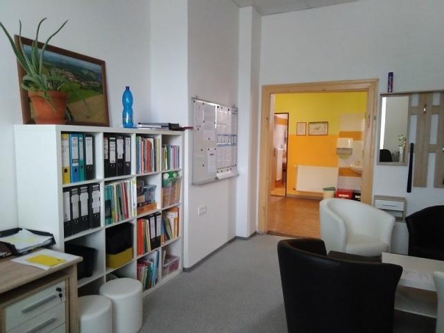 Rekonstrukce vnitřních prostor budovy základní školy 4